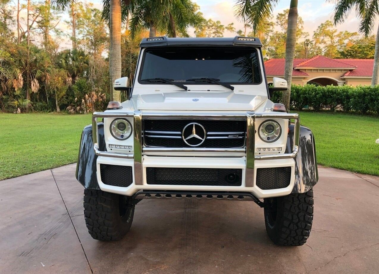 Go Anywhere With The Style Of A Rare Mercedes Benz G Wagon By Sam Maven Motorious Feb 2021 Medium