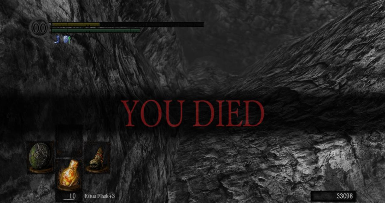 How I Accidentally Fell In Love With Dark Souls - Around The