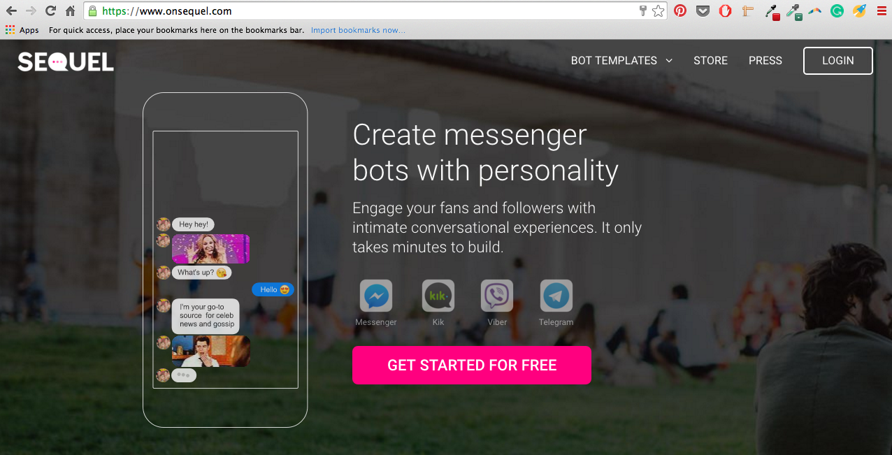 Build a Fast and Dirty Chatbot - Charlotte Fountaine - Medium