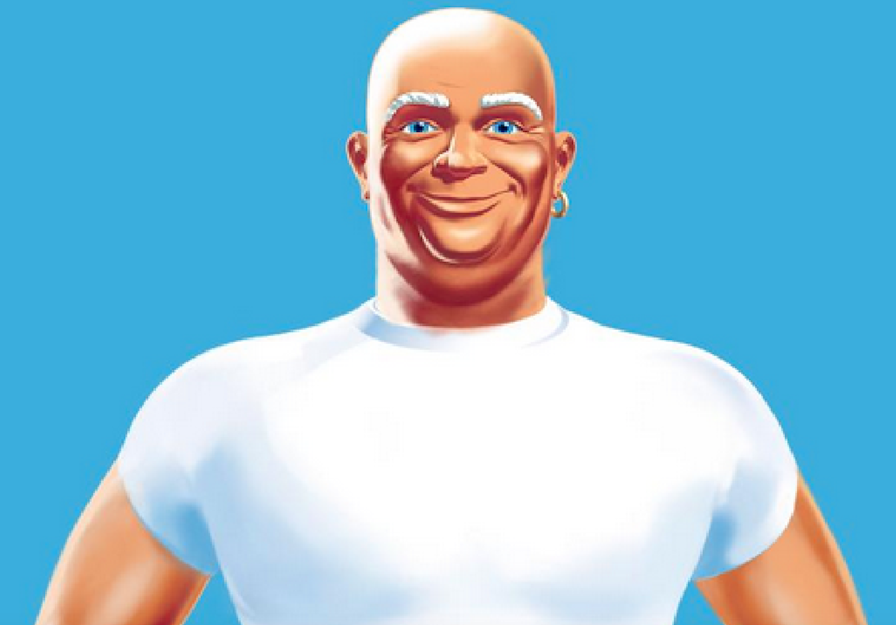 Why I Wanted To Be Mr. Clean. How advertising held me in its cold…   by  Robert Cormack   Freethinkr   Medium