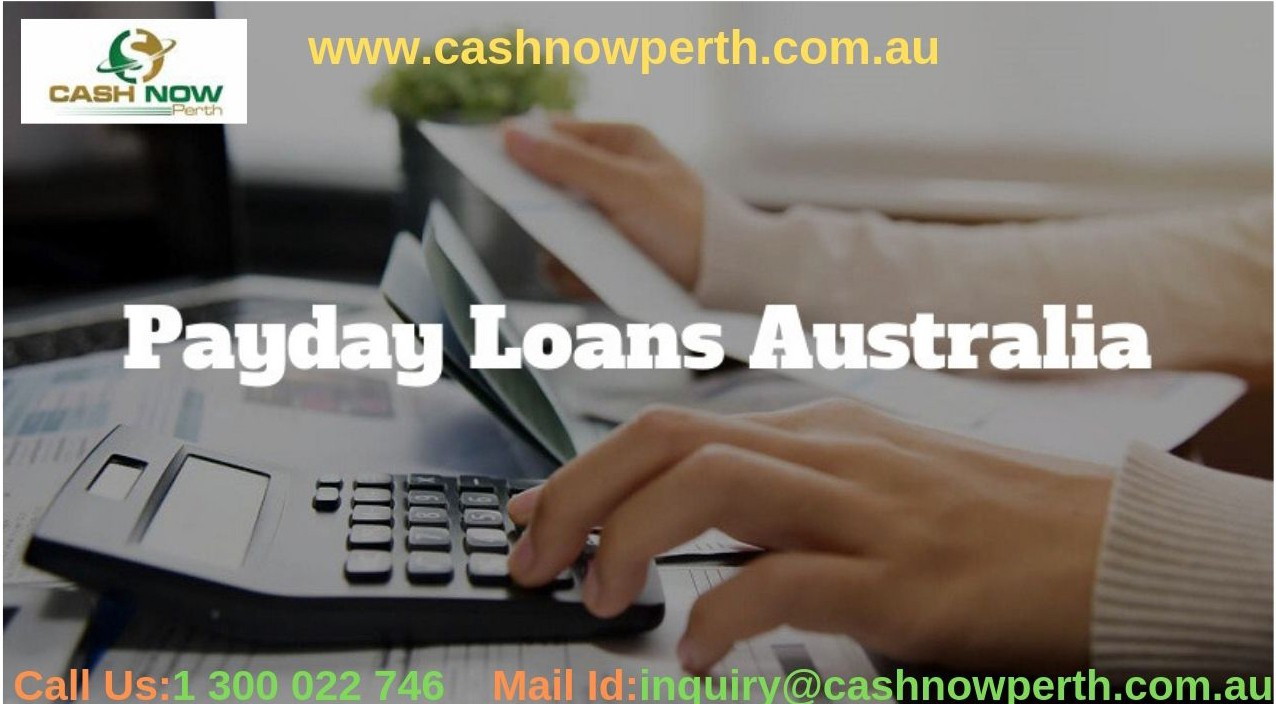 Get An Instant Payday Loan In Australia By Cash Now Medium
