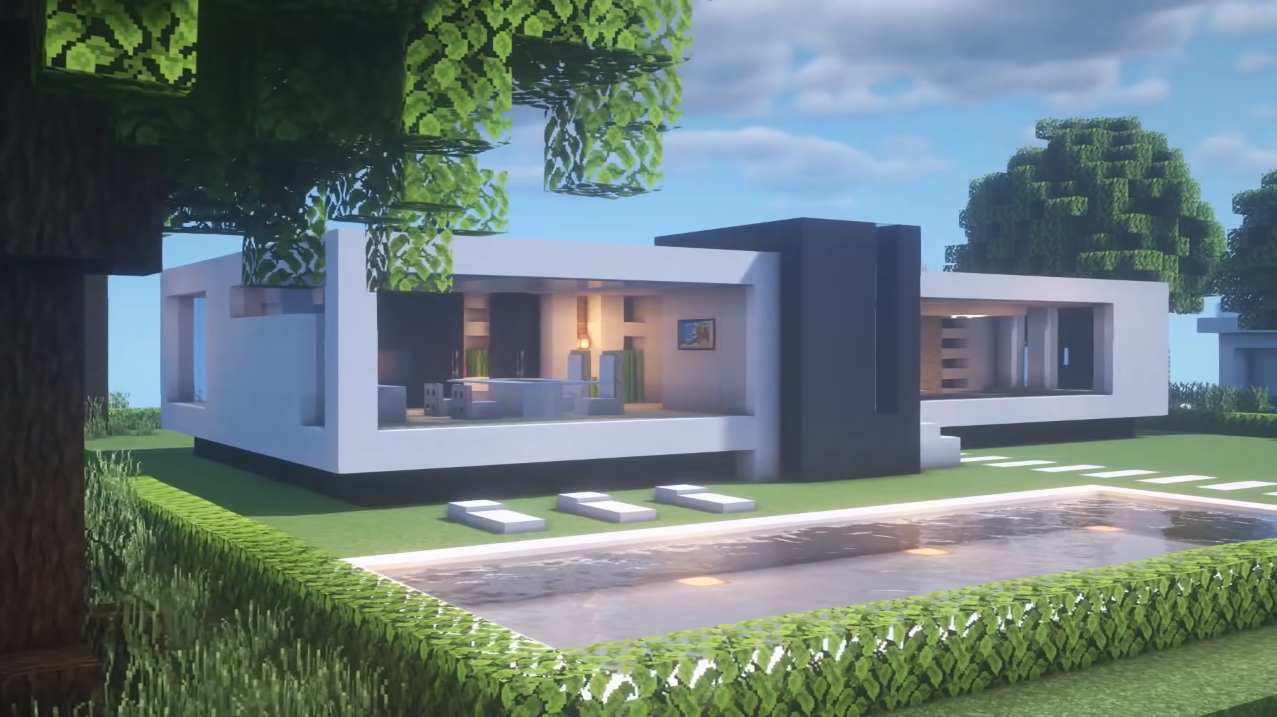 What Are Some Good House Designs In Minecraft By Abbey Freehill Medium