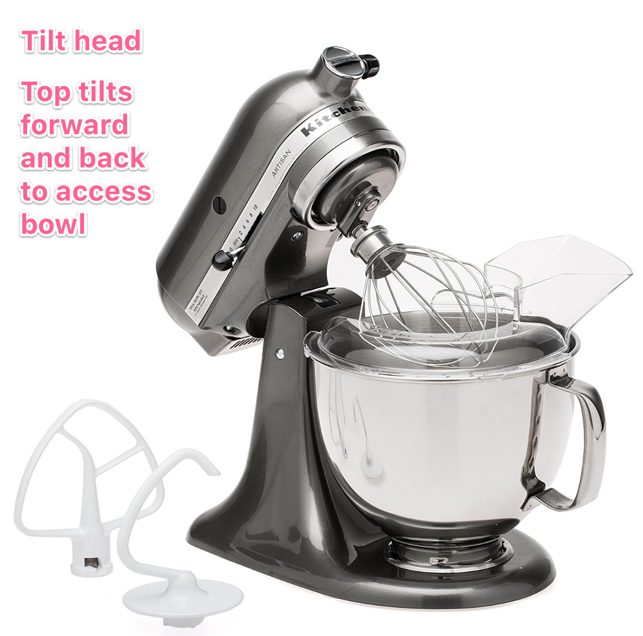KitchenAid Mixer attachments: All 83 attachments, add-ons