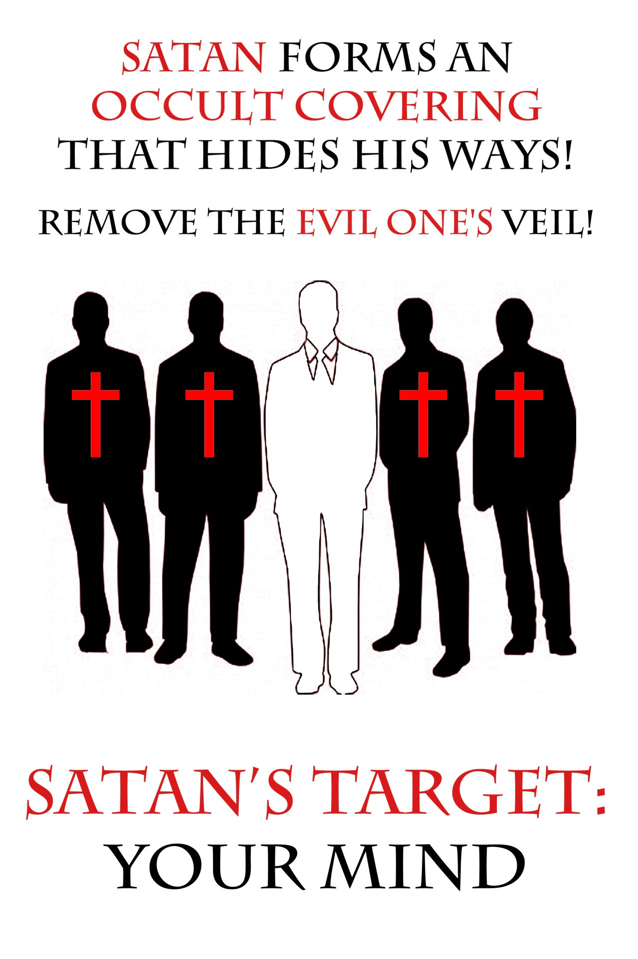 Satan's Target — Your Mind: Supernatural Living in the