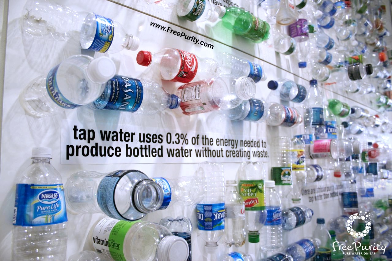 The Bottled Water Industry's Dirty Little Secret Is Draining Your