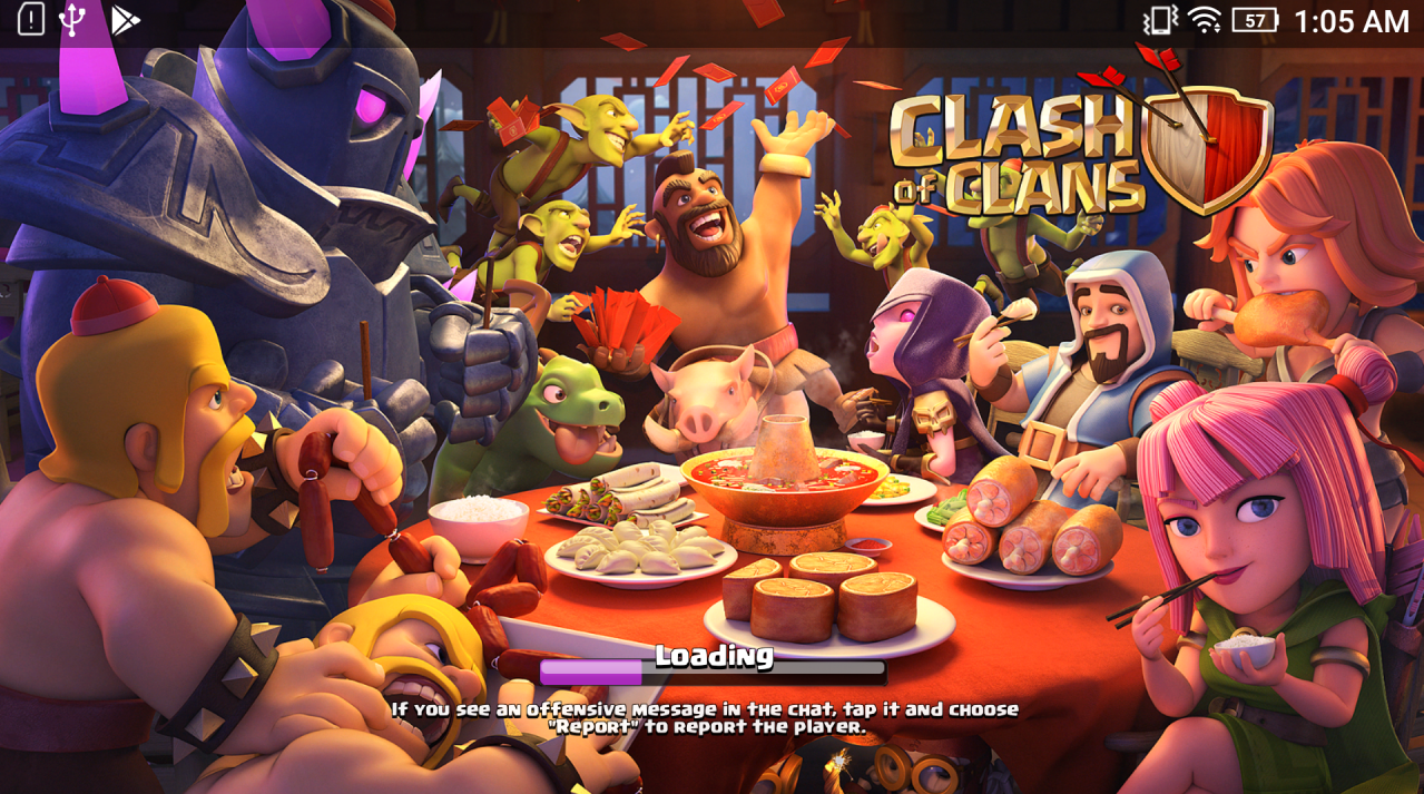 Clash Of Clans mod apk v9 105 5 Unlimited [Latest Hack]!