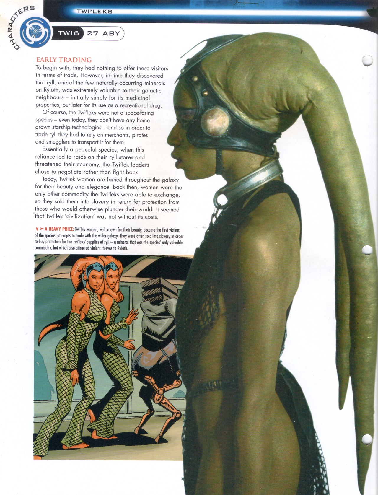 Star Wars' Black Slave - MerriCatherine - Medium