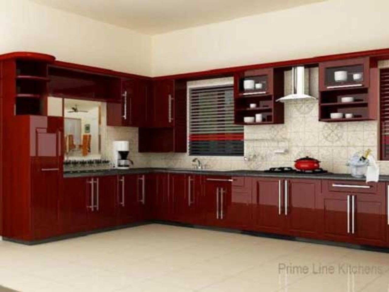New Model Kitchen Design Putra Sulung Medium