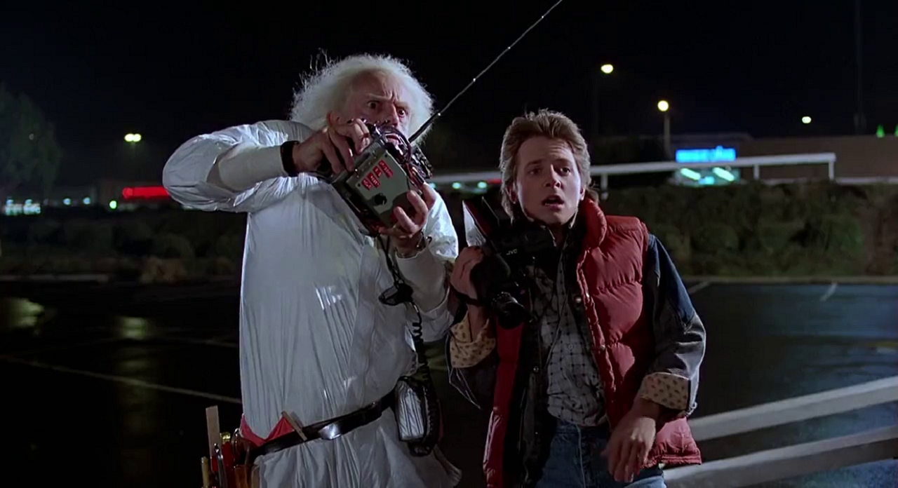 "Movie Analysis: ""Back to the Future"" — Plot - Go Into The Story"