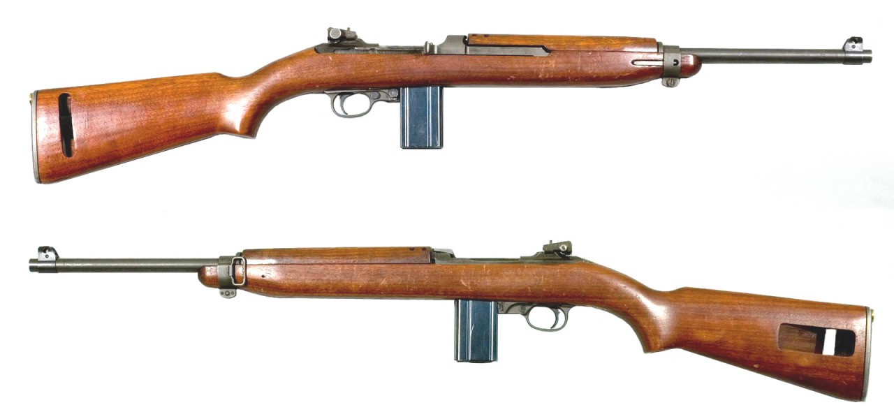 Wow — There Was a Suppressed Version of the M1 Carbine