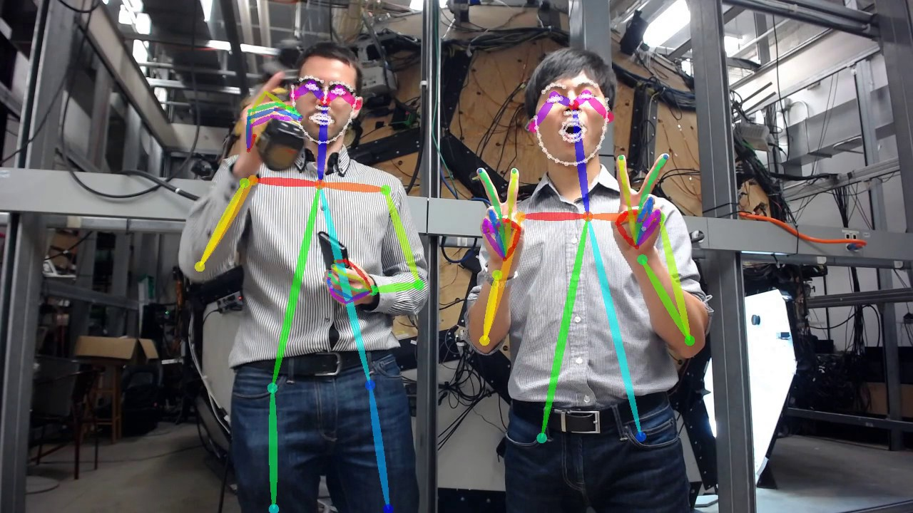 Detection of human poses and non-verbal expressions