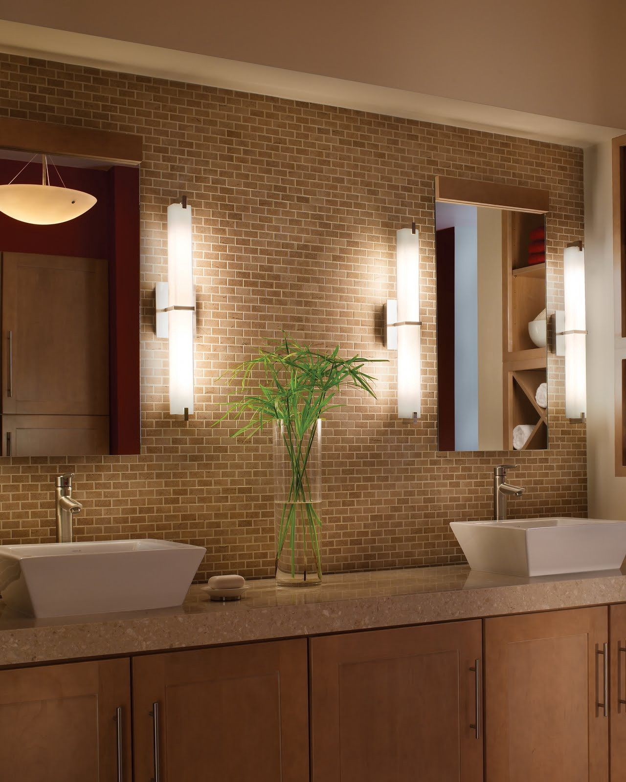 147 Bathroom Lighting Ideas To Add A Dreamy Touch To Your Space 6 Pradehome Com
