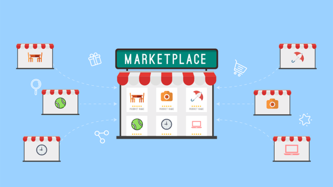 Multi-Vendor Ecommerce website: The place to scale your online business