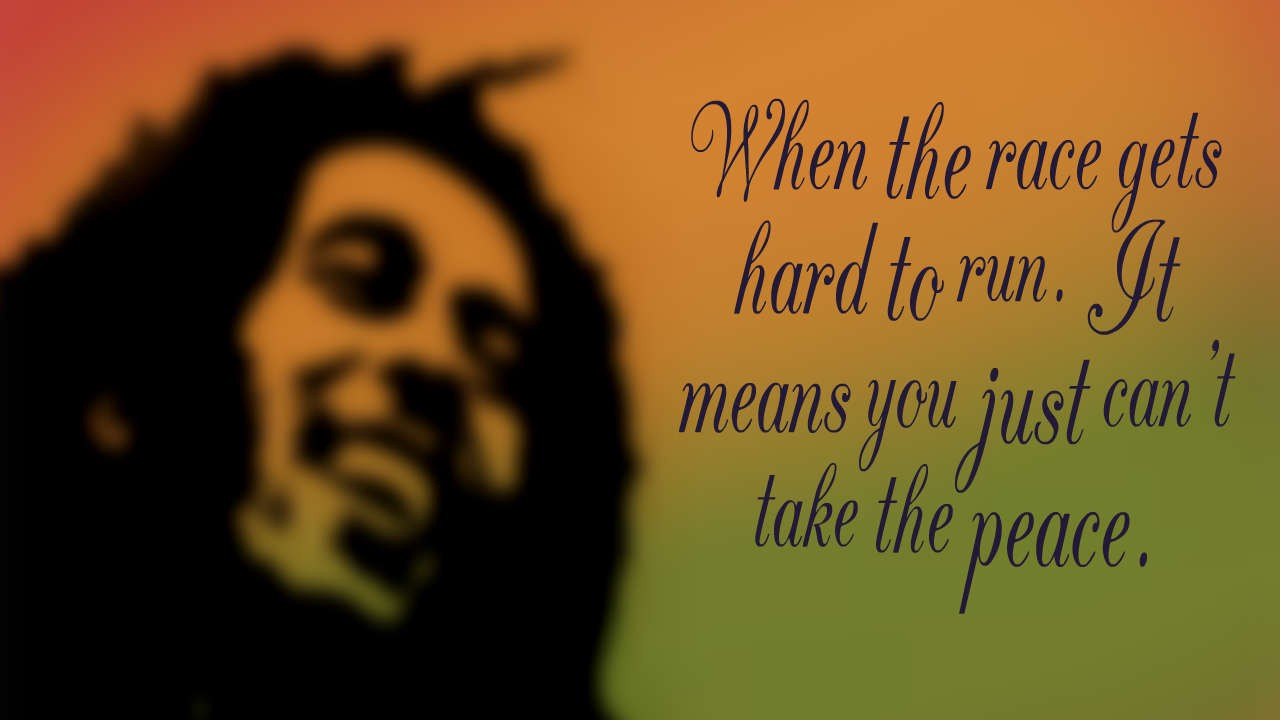 Top 50 Bob Marley Quotes On Life Love And Motivation
