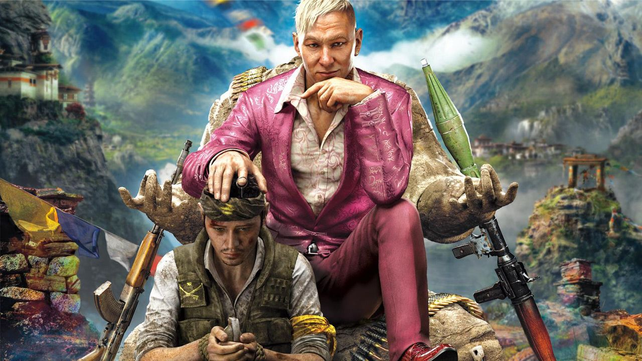 Far Cry 4 Revisited Or Everything Tries To Kill You The By