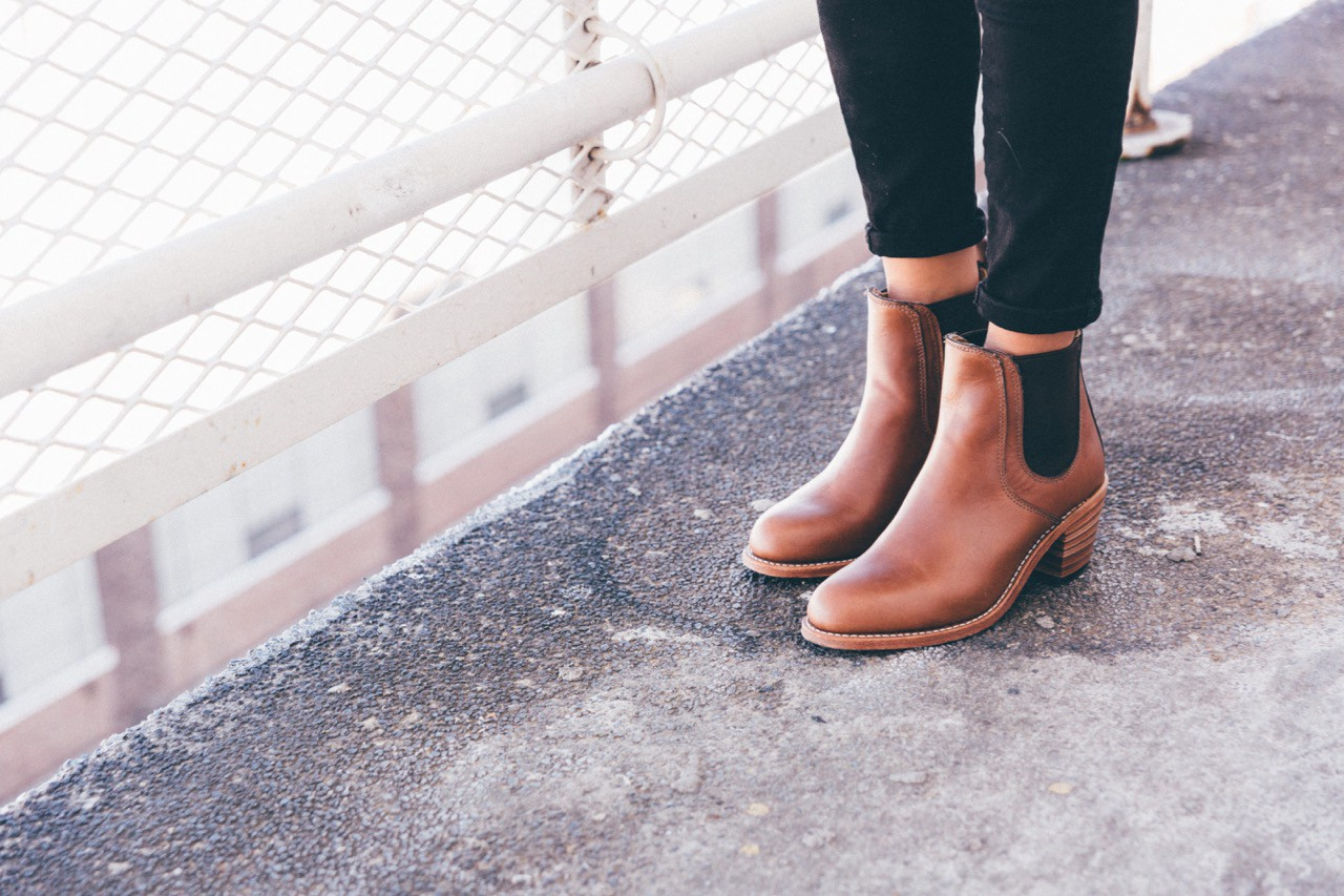 Red Wing Made Manly Boots Attractive