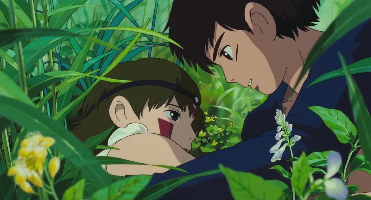 Romantic Love Stories Of Ghibli In The Gentle And Deep Love