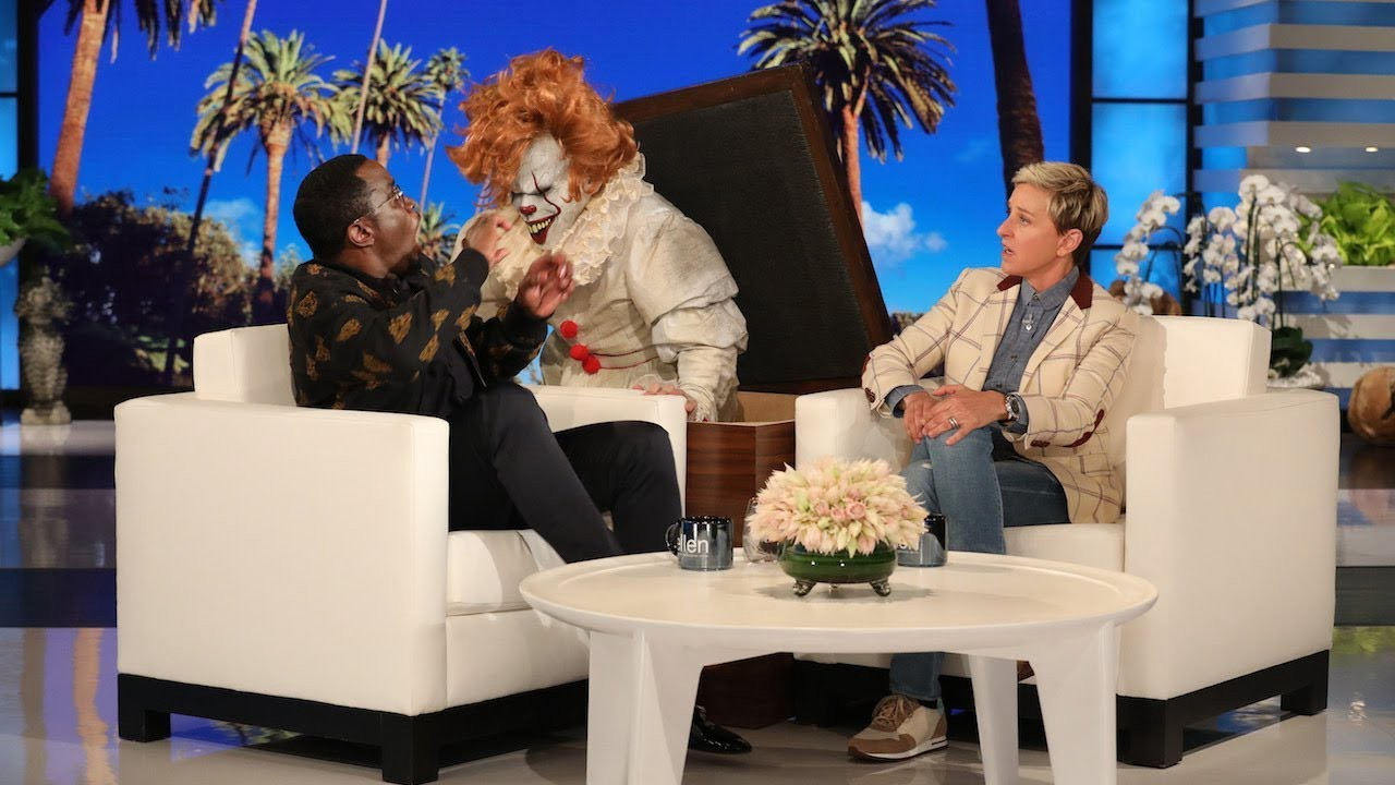 The Ellen DeGeneres Show - Season 15, Episode 73: 2018/01 ...