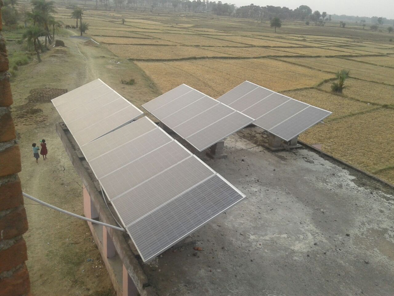 How women are bringing solar power to villages in Bihar