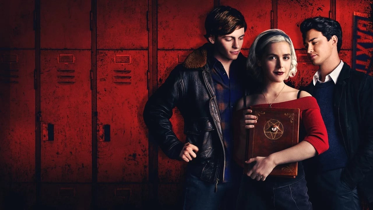 watch chilling adventures of sabrina online free