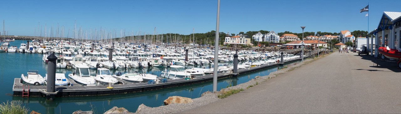 Yachthafen Port Bourgenay