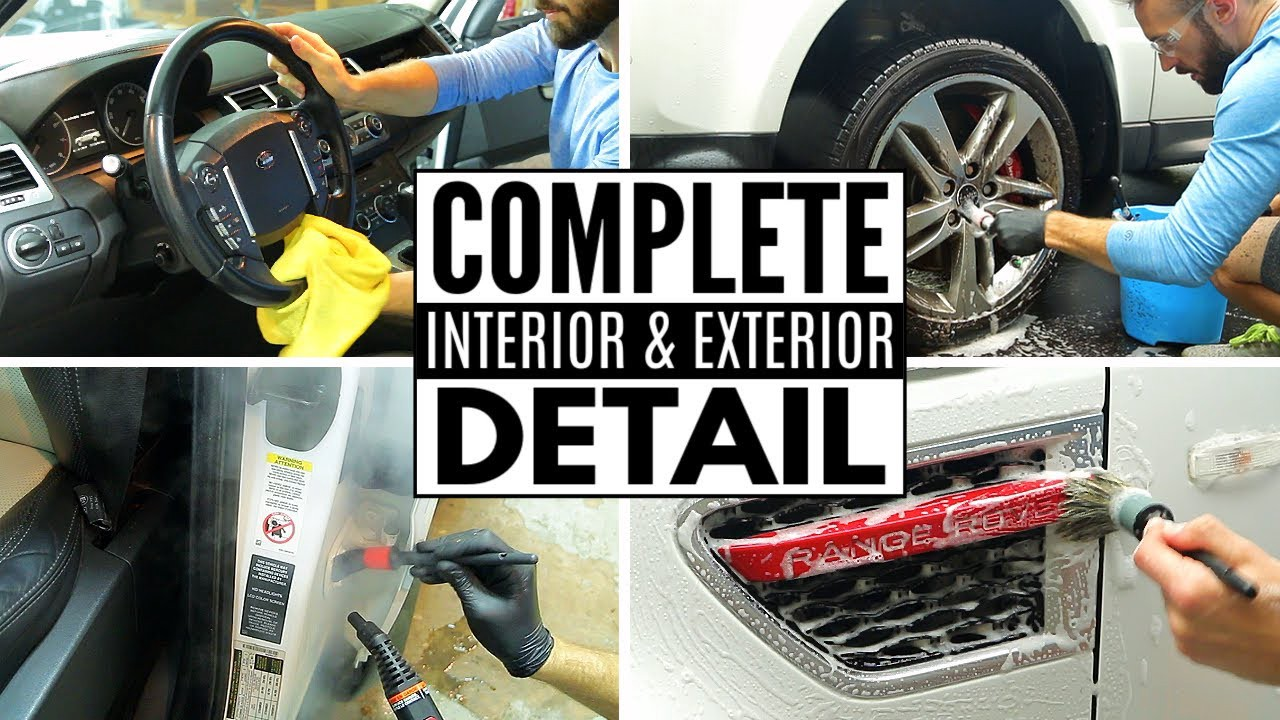 Best Interior And Exterior Car Detailing Near Me In Delhi 91 9811150853 By Luxury Care Care Medium