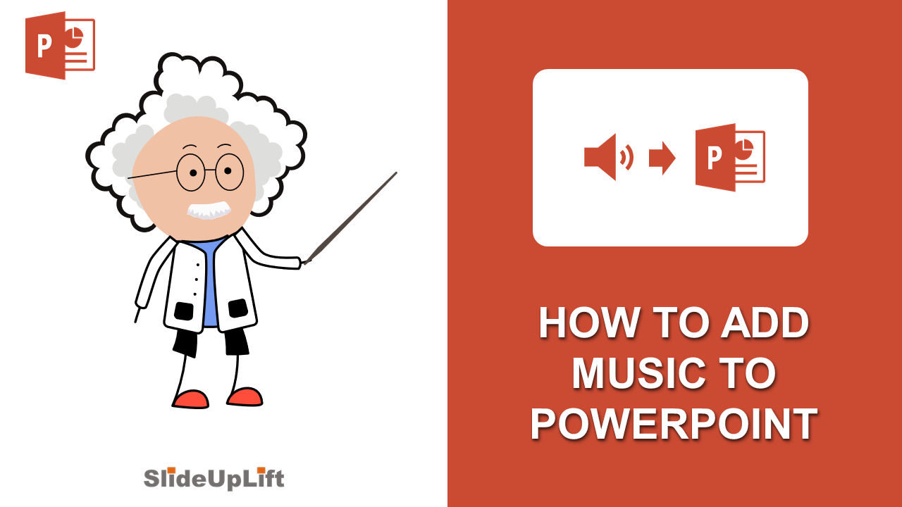 How To Add A Presentation Background Music Audio For Powerpoint By Slideuplift Sep 2020 Medium