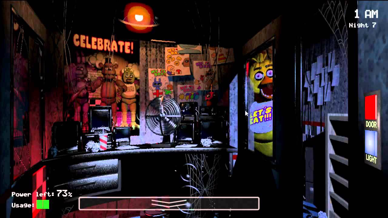 Five Nights At Freddy's Retrospection: Apathy In Game One