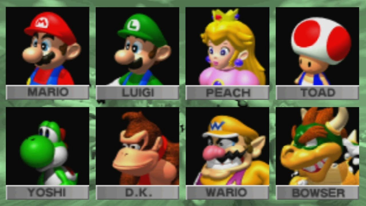 What Your Mario Kart Character Says About Your Sex Life By