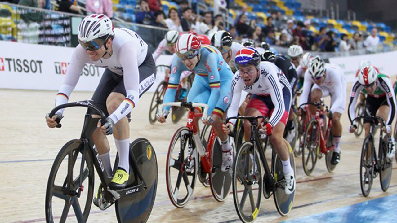 LIVESTREAM: Track Cycling UCI 3 Jours d'Aigle 2019 #Live2019