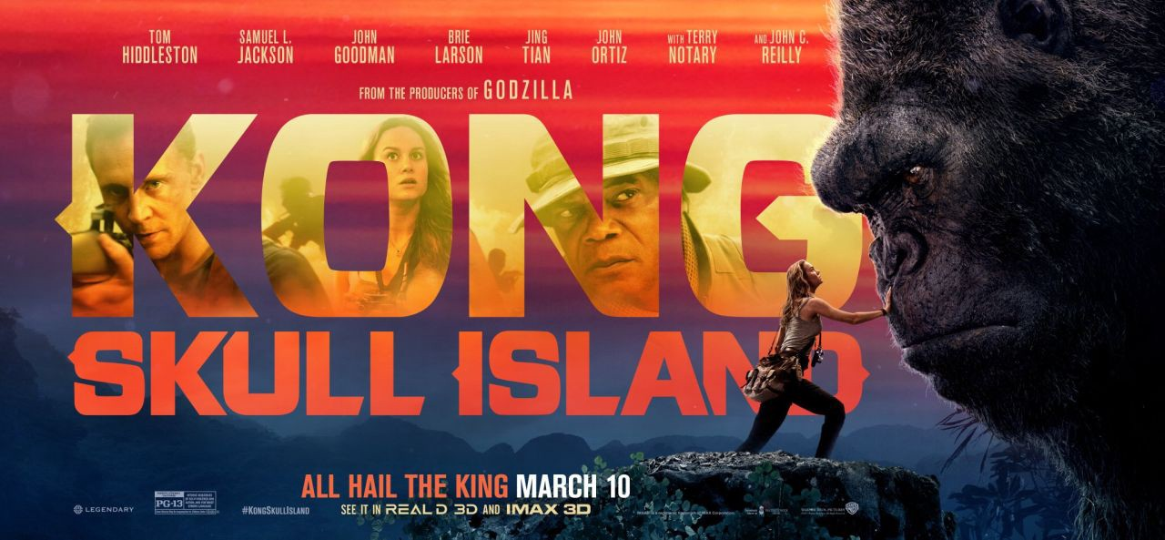 Kong Skull Island 2017 Dear Billy Monsters Exist And They By The Cinema Sympathiser Medium