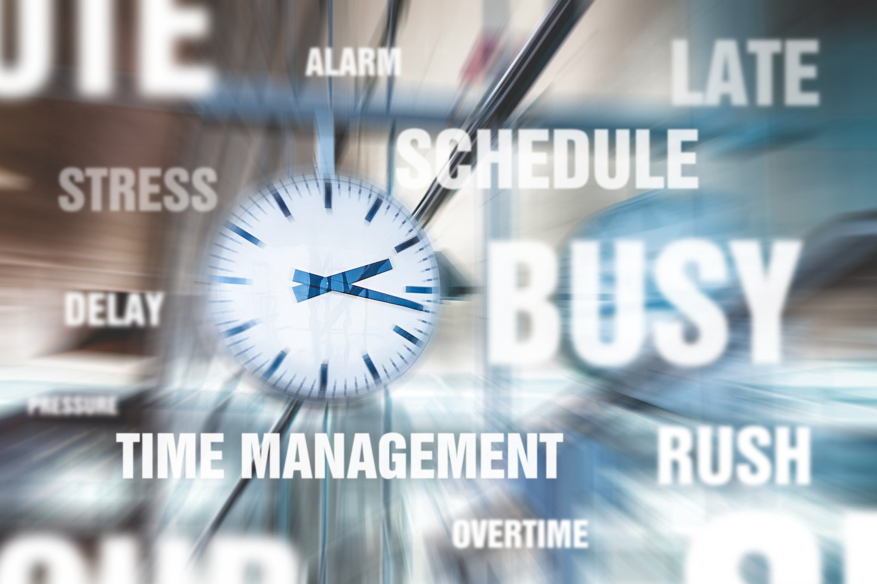 Watch Busy Hurry TIme Management