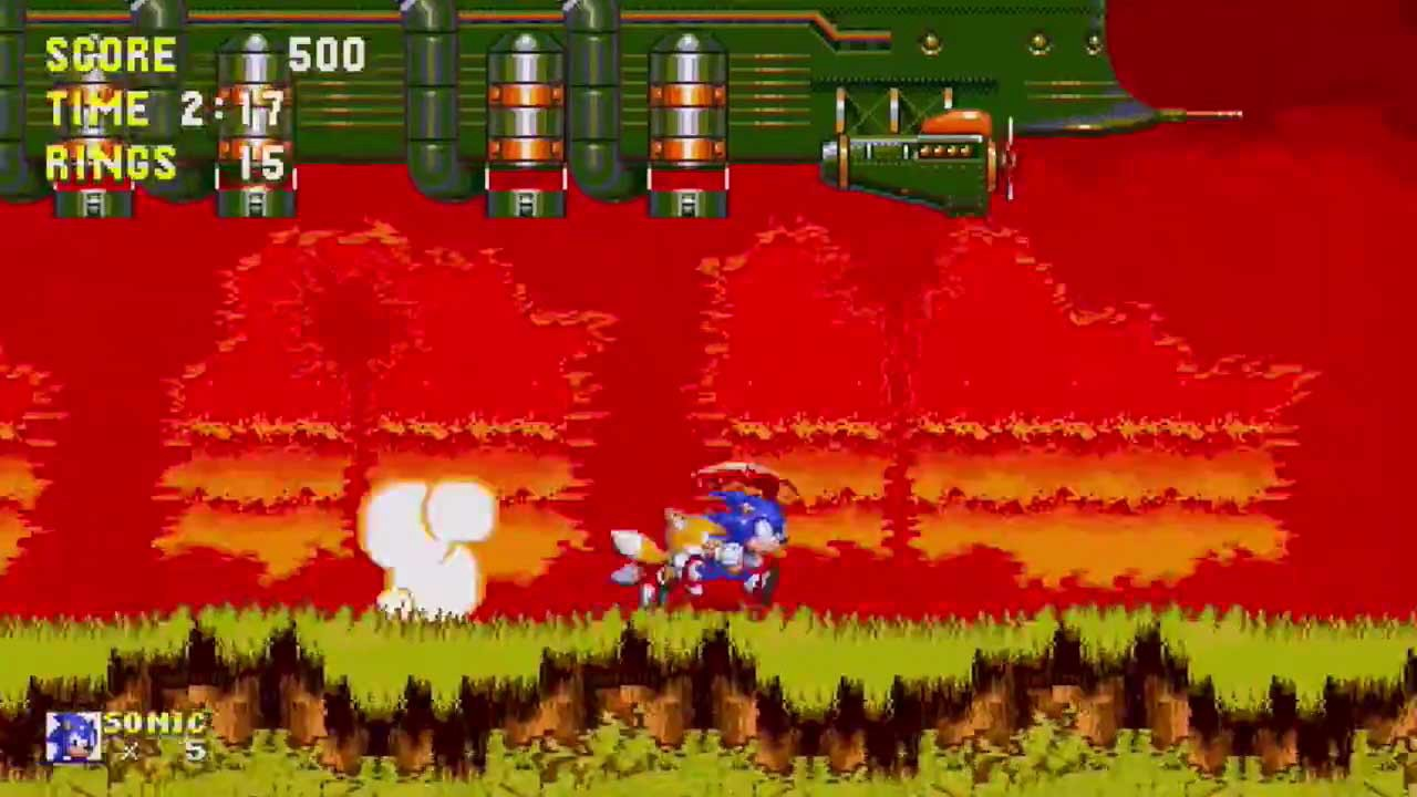 Proximal Policy Optimization (PPO) with Sonic the Hedgehog 2 and 3