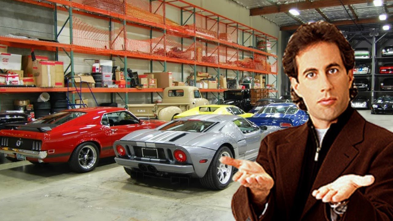 Jerry Seinfeld Car Collection >> Would You Like To Own As Many Cars As Jerry Seinfeld