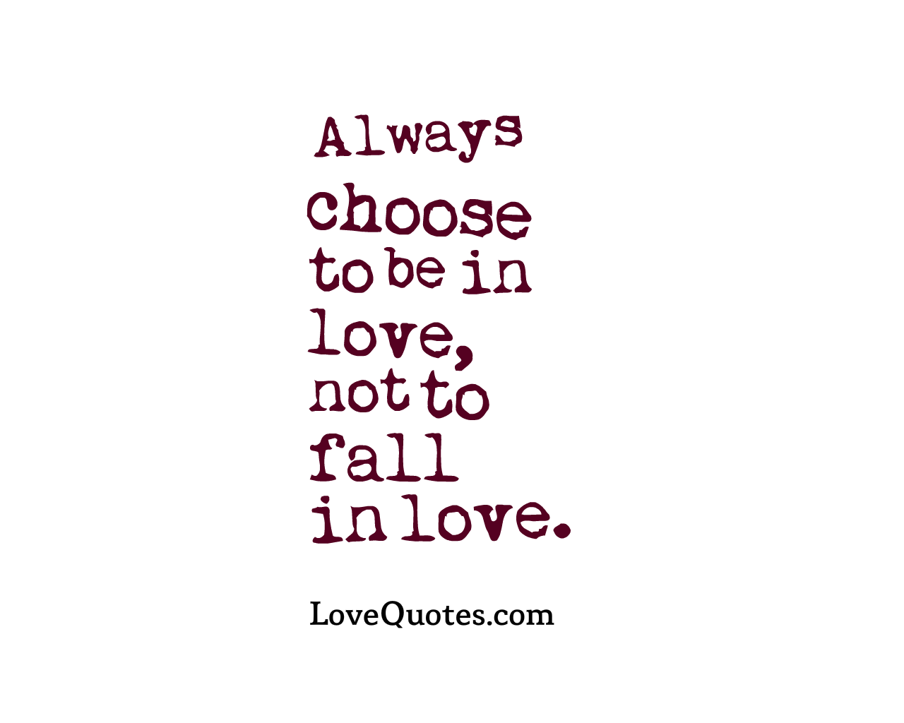 Fall In Love — Love Quotes - Funny Quotes - Medium