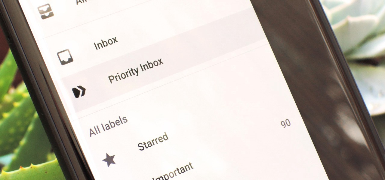 How to Use Priority Inbox to Automatically Filter Out Clutter