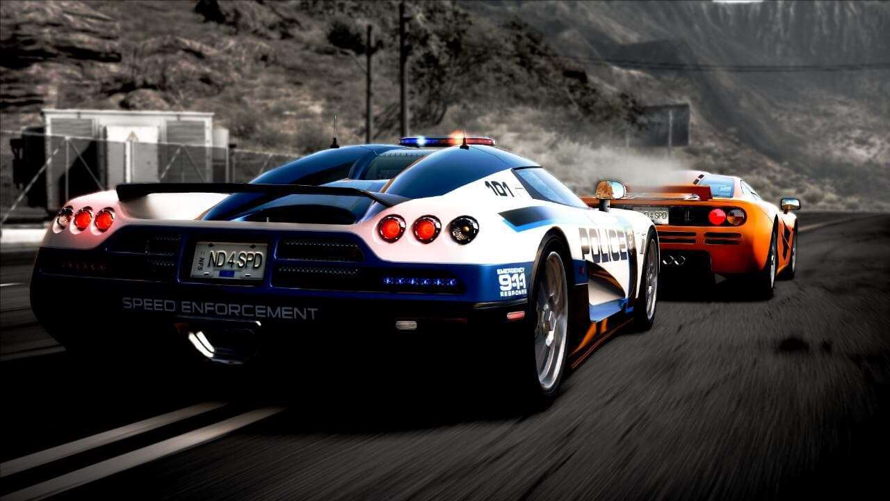 Need For Speed Hot Pursuit Xbox 360 By Games Torrents Medium