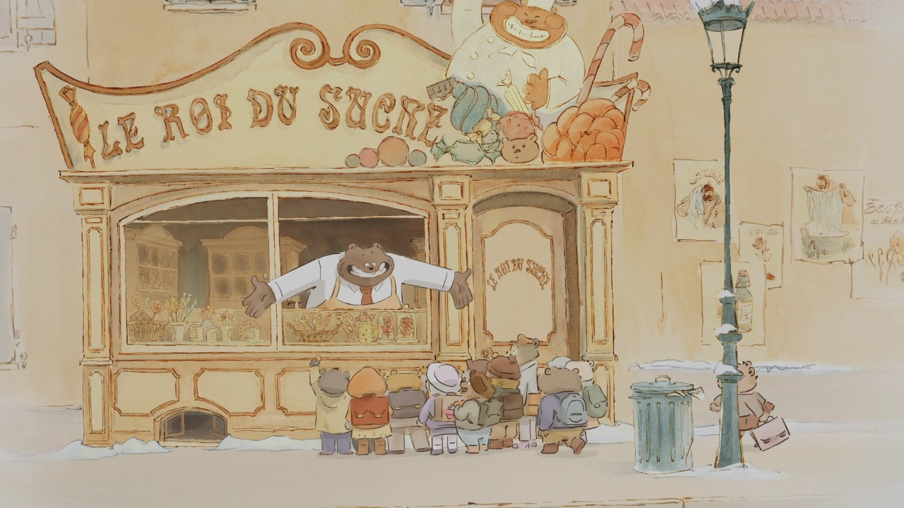 Ernest Celestine Is A French Belgian Traditionally Animated Film Based On A Series Of Children S By Austin Vashaw Cinapse