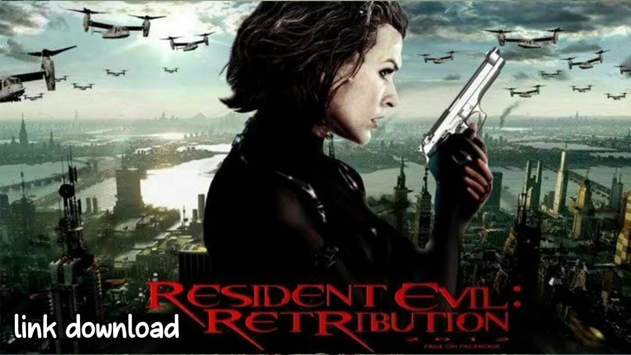 Google Drive Mp4 Resident Evil Retribution 2012 Full Hd
