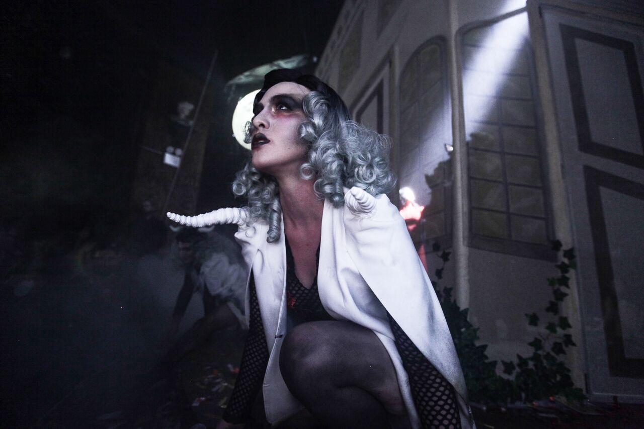 Image result for hitchcock halloween party