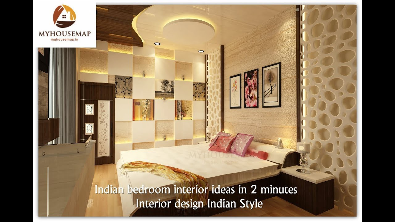 Bedroom Interior Design India By Putra Sulung Medium