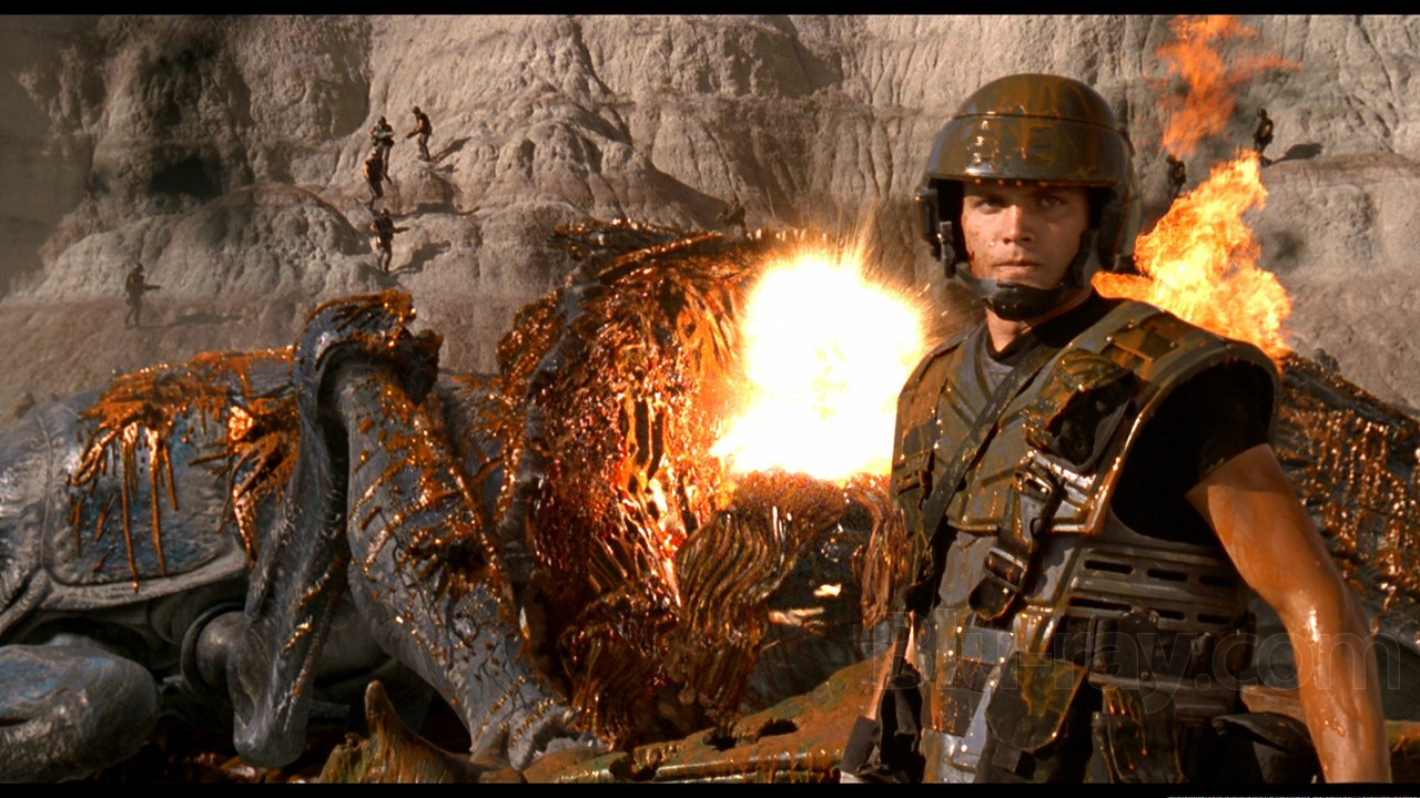 Starship Troopers' Is Donald Trump's Perfect War Movie