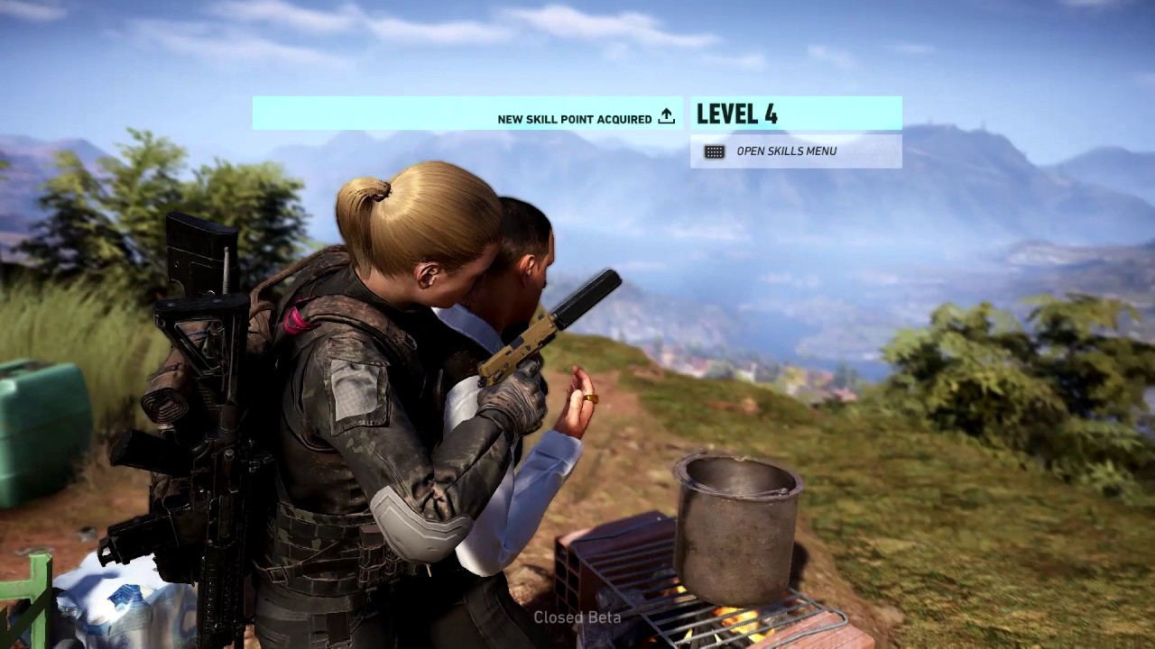 Ghost Recon: Wildlands gameifies building the United States