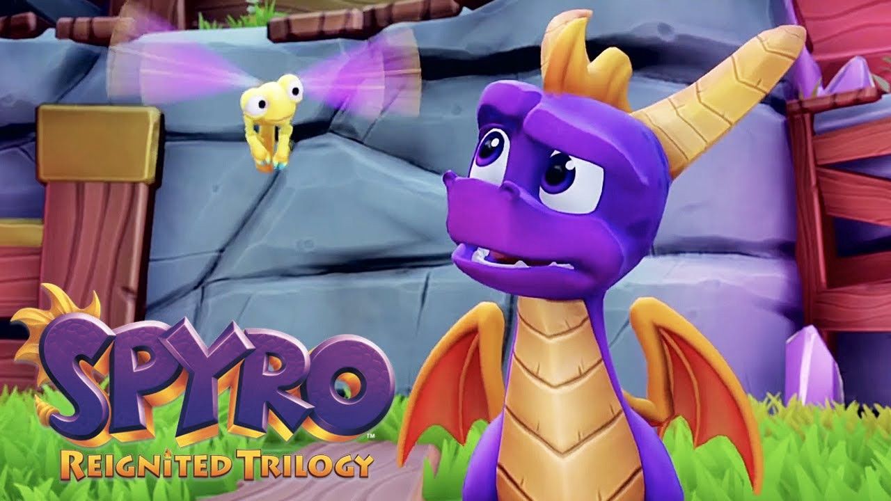 Image result for Spyro the Dragon (1998)