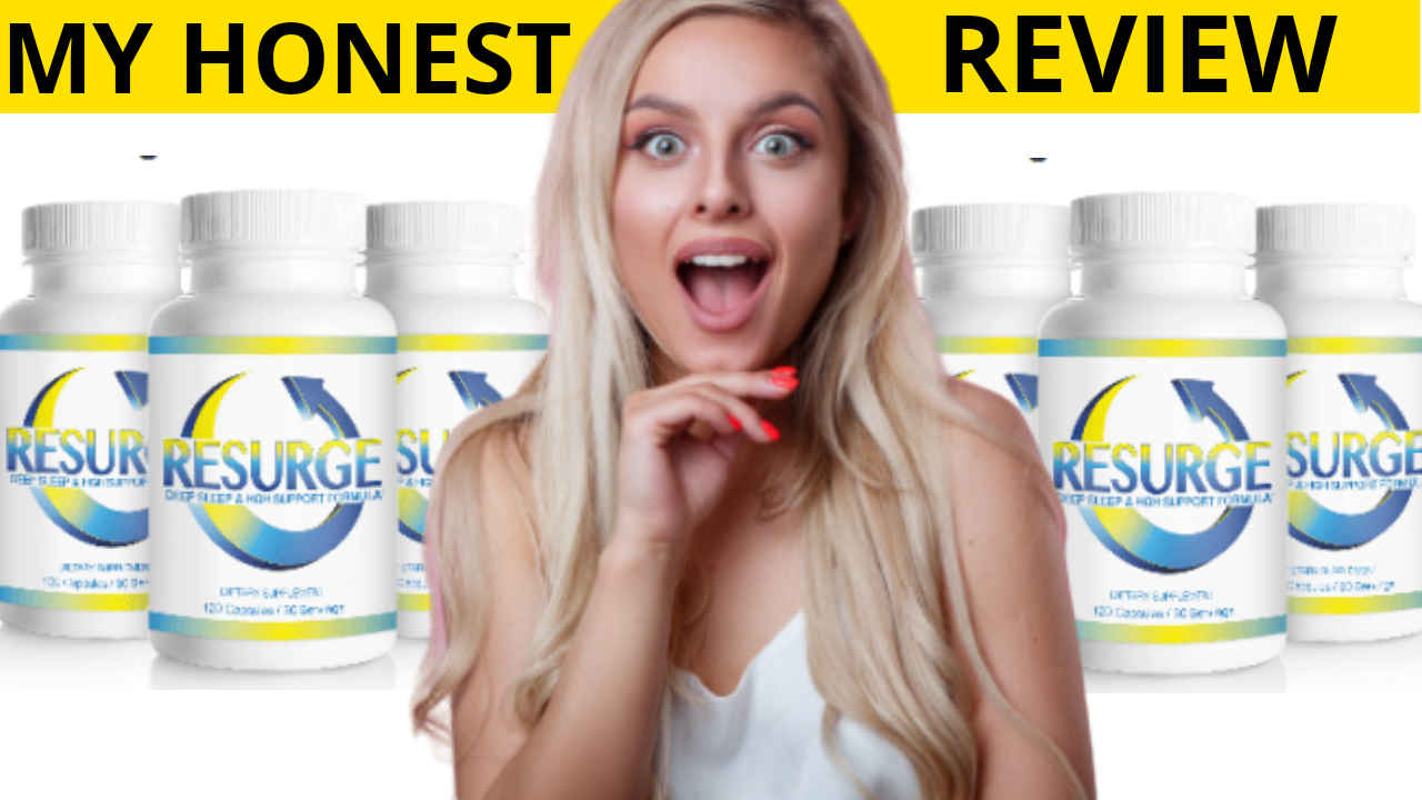 Resurge Supplement Review 2020 — How Does Resurge Work for Weight Loss