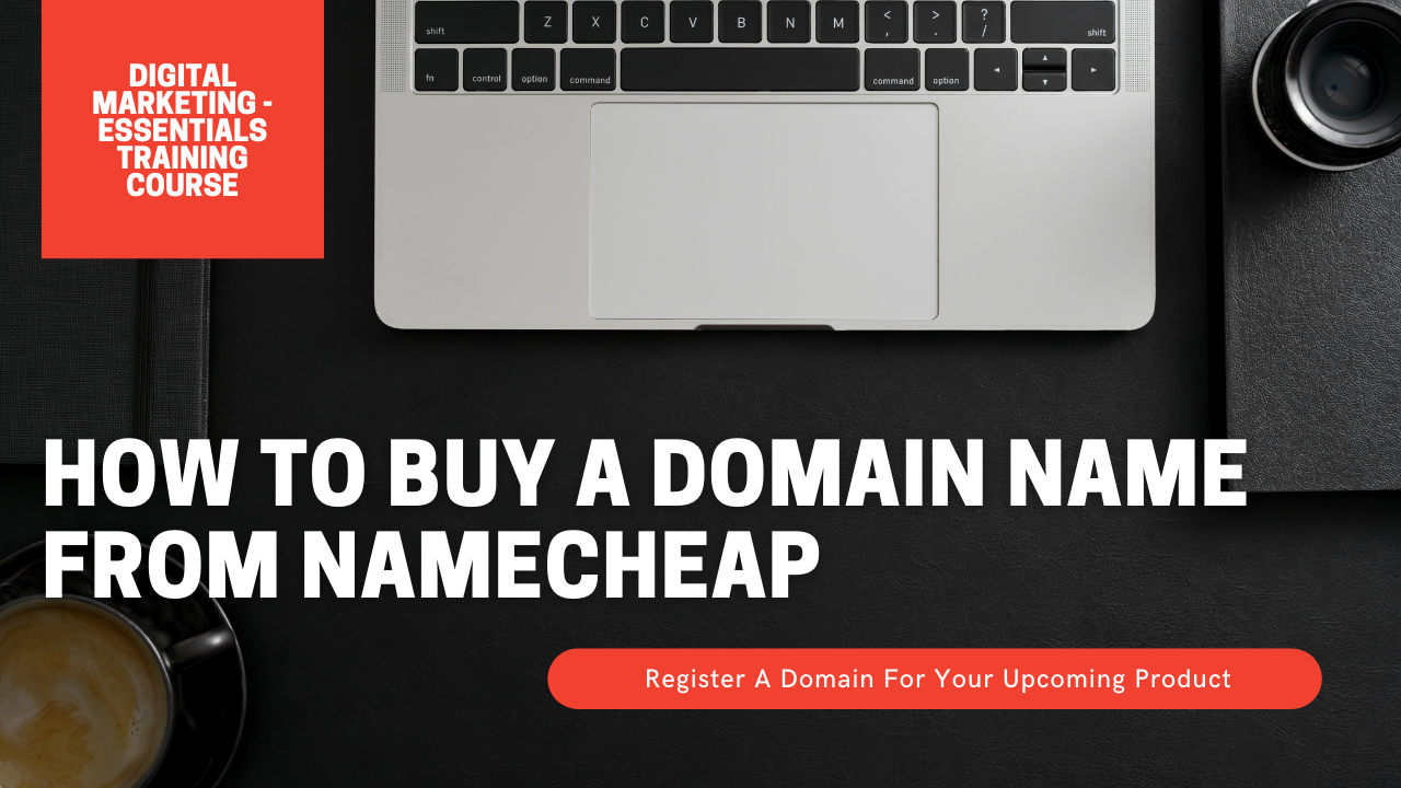 How To Buy A Domain Name From Namecheap