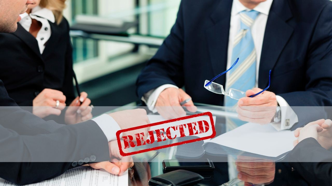 Rejected Business Grant Proposals