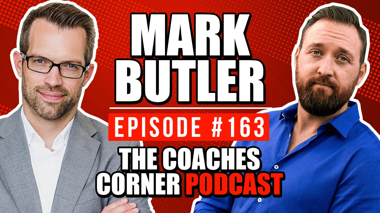 The Financial Side Of Running An Online Coaching Business With Mark Butler with Lucas Rubix helping you build and online coac