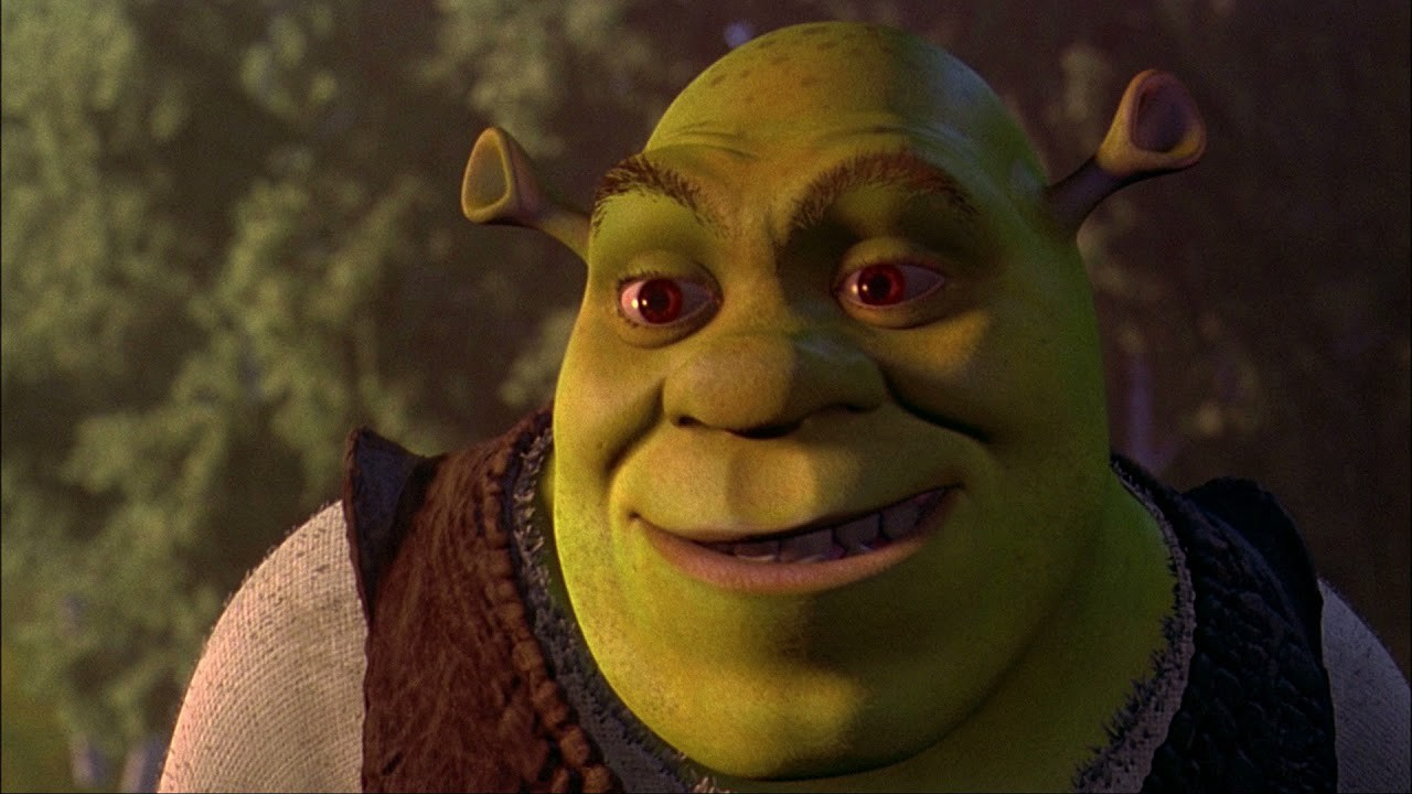 Is Shrek Sexy? A Reflection of Green Monster Men as Queer