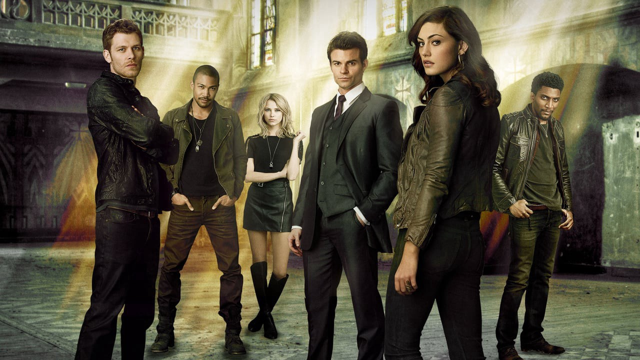 The CW!! The Originals season 5 episode 11 Episodio completo
